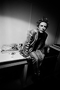 John Lydon from PIL at the BAD Medicine show video 1986
