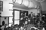 The Royal Showband perform to packed crowds at the Crystal Ballroom..10.06.1964
