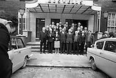 1965 - Irish Sugar Beet Growers Association Meeting at Buswells Hotel