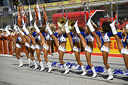October 21, 2018 - Austin, United States - Motorsports: FIA Formula One World Championship; 2018; Grand Prix; United States, FORMULA 1 PIRELLI 2018 UNITED S GRAND PRIX , Circuit of The Americas  (Credit Image: © Hoch Zwei via ZUMA Wire)