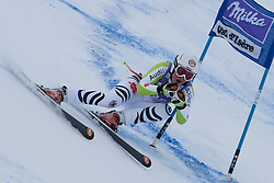 19.12.2010, Val D Isere, FRA, FIS World Cup Ski Alpin, Ladies, Super Combined, im Bild Isabelle Stiepel (GER) whilst competing in the Super Giant Slalom section of the women's Super Combined race at the FIS Alpine skiing World Cup Val D'Isere France. EXPA Pictures © 2010, PhotoCredit: EXPA/ M. Gunn / SPORTIDA PHOTO AGENCY