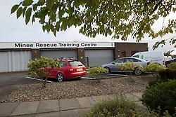 Mine Rescue Service at Crossgates Training Centre, Crossgates, Fife..Pic © Michael Schofield.