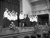 1981 - Vienna Boys Choir At The R.D.S.      (P5).