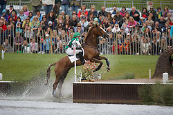 "King Mary (GBR) - Appache Sauce<br /> ""The Mitsubishi Motors Badminton Horse Trials""<br /> CCI**** Badminton 2009<br /> © Dirk Caremans"