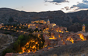 The town is named for the Moorish Al Banū Raz&iacute;n family that once had been dominant in the area during the period of Muslim domination in the Iberian Peninsula.<br /> <br /> From 1167 to 1300, Albarrac&iacute;n was an independent lordship known as the Sinyor&iacute;a d'Albarraz&iacute;n.<br /> Zaragoza is the capital of northeastern Spain's Aragon region. Overlooking the Ebro River in the city center is baroque Nuestra Se&ntilde;ora del Pilar basilica, a famous pilgrimage site with a shrine to the Virgin Mary