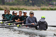 Crews compete at the 2014 Opening Day Windemere Cup Rowing Reagatta in Seattle, Washington. Photograph by: KEVIN LIGHT.