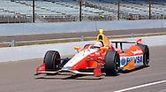 Indy 500 2013 Practice; Citgo