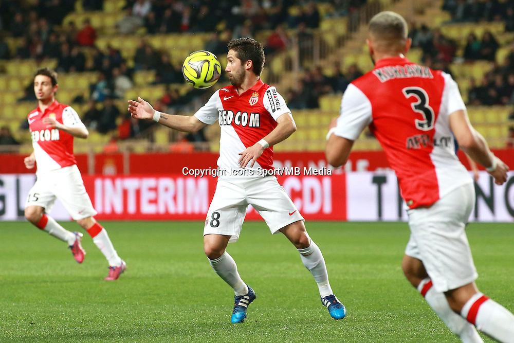 MOUTINHO JOAO - 13.03.2015 -   Monaco / Bastia -  29eme journee de Ligue 1 <br />Photo : Serge Haouzi / Icon Sport