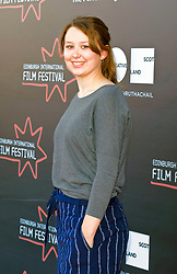 Edinburgh International Film Festival, Monday, 25th June 2018<br /> <br /> JELLYFISH (European Premiere)<br /> <br /> Pictured: Liv Hill<br /> <br /> (c) Alex Todd | Edinburgh Elite media