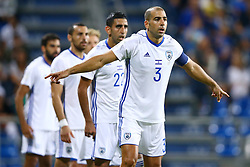 September 5, 2017 - Reggio Emilia, Italy - Tal Ben Haim of Israel leading the teammates during the FIFA World Cup 2018 qualification football match between Italy and Israel at Mapei Stadium in Reggio Emilia on September 5, 2017. (Credit Image: © Matteo Ciambelli/NurPhoto via ZUMA Press)