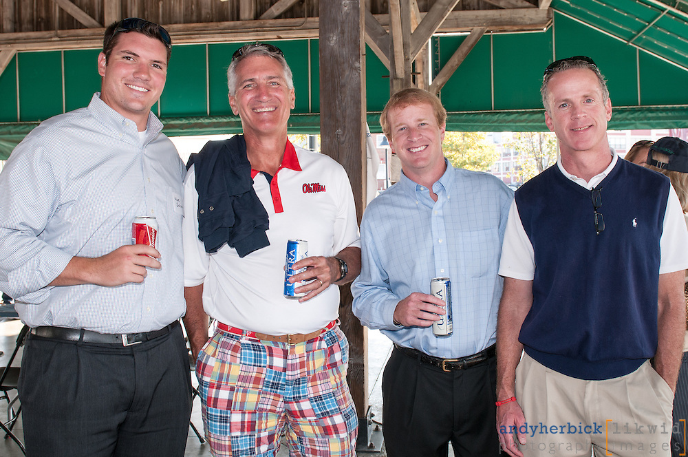 SEPTEMBER 21, 2012 - Baltimore, MD, USA - The 19th Annual RCM&D Regatta, a fundraiser for local non-profit charities, was held on Friday, September 21, 2012 on the waters of Baltimore's Inner Harbor with lunch and the after party at the Downtown Sailing Center. - IMAGE © Andy Herbick 2012 | www.andyherbickphotography.com - ALL RIGHTS RESERVED.