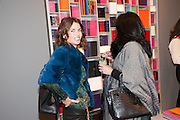 JAN ESPOSITO; , Smythson Sloane St. Store opening. London. 6 February 2012.