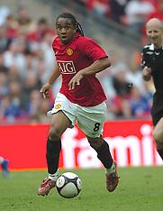 MAN UTD V EVERTON FA Cup 2009