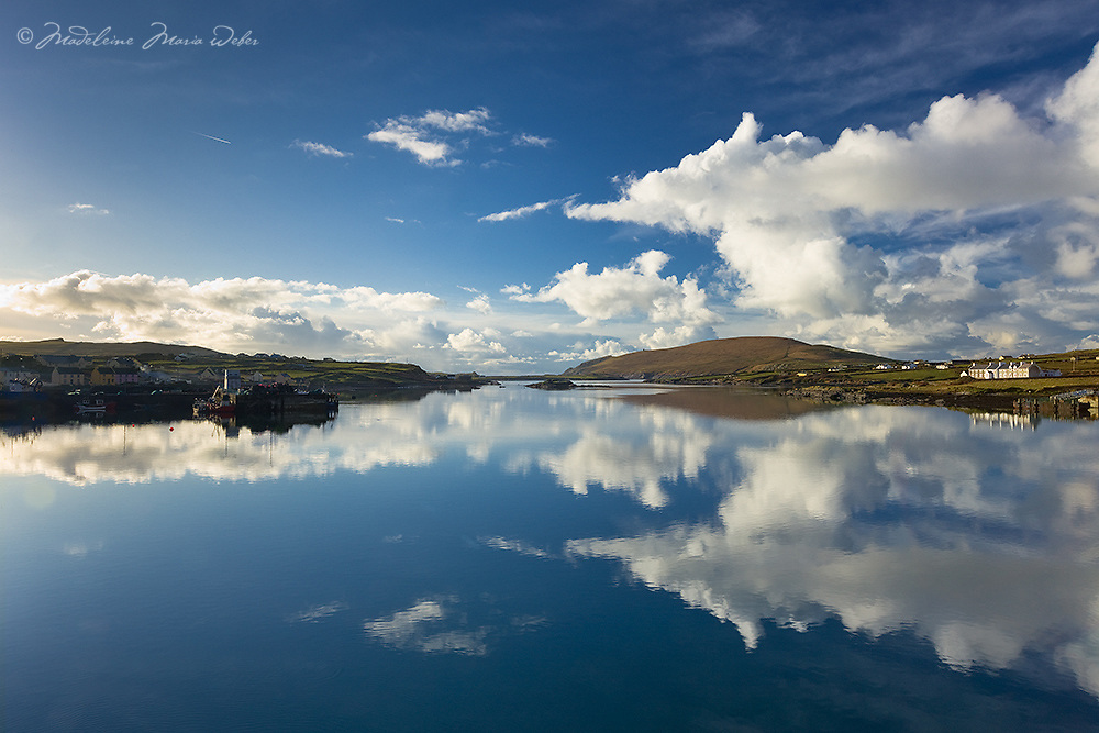 Portmagee Harbour, County Kerry, Ireland