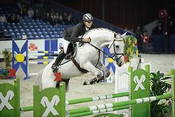 Geerink Sander (NED) - Casco Boy<br /> Hengstencompetitie Klasse Z/ZZ Assen 2009<br /> © Hippo Foto - Leanjo de Koster
