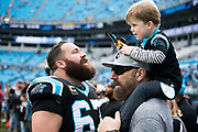 December 24, 2017: CAR vs TB. Ryan Kalil