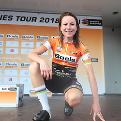 02-09-2018: Wielrennen: Ladies Tour: Roosendaal<br /> Annemiek van Vleuten winnares van de Boels Ladies Tour