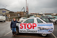 southpier development protest