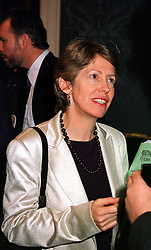 PATRICIA HEWITT MP Minister for E Commerce, at a reception in London on 16th February 2000.OBC 50