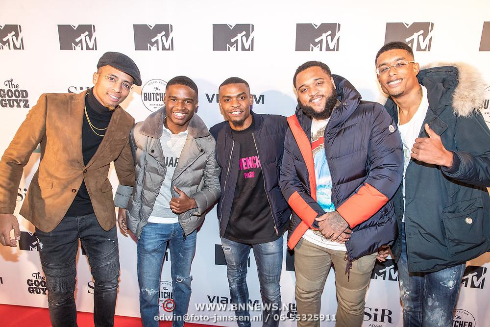 NLD/Amsterdam/20171106 - MTV Pre party 2017, Broederliefde