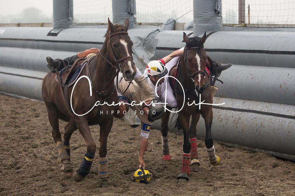 Jacops Vincent, BEL, Siglinde<br /> BK Horseball 2018<br /> © Sharon Vandeput<br /> 16:07:09