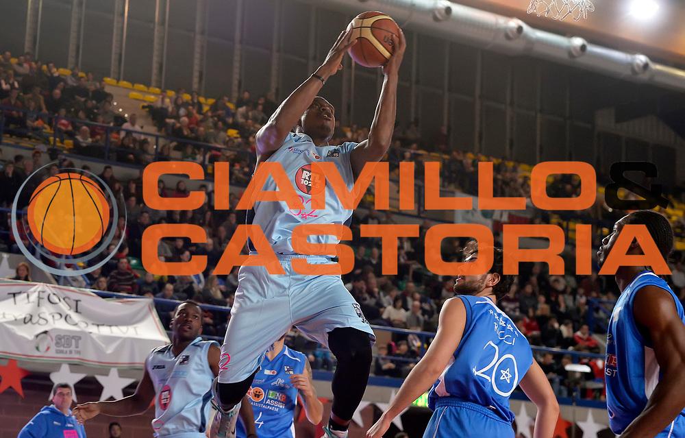 DESCRIZIONE : Mantova LNP 2014-15 All Star Game 2015 - Partita<br /> GIOCATORE : Brownlee Justin<br /> CATEGORIA : rimbalzo<br /> EVENTO : All Star Game LNP 2015<br /> GARA : All Star Game LNP 2015<br /> DATA : 06/01/2015<br /> SPORT : Pallacanestro <br /> AUTORE : Agenzia Ciamillo-Castoria/R.Morgano<br /> Galleria : LNP 2014-2015 <br /> Fotonotizia : Mantova LNP 2014-15 All Star Game 2015