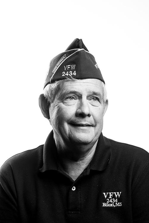 James Corley<br /> Army<br /> E-7<br /> OR Technician<br /> 1969 - 1996<br /> Vietnam<br /> <br /> Veterans Portrait Project<br /> St. Louis, MO