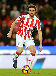 Joe Allen of Stoke City - Mandatory by-line: Matt McNulty/JMP - 01/02/2017 - FOOTBALL - Bet365 Stadium - Stoke-on-Trent, England - Stoke City v Everton - Premier League