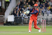 Lancashire Lightnings Keaton Jennings  during the Vitality T20 Blast North Group match between Lancashire Lightning and Leicestershire Foxes at the Emirates, Old Trafford, Manchester, United Kingdom on 30 August 2019.