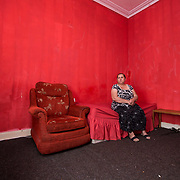 Carnelian Saba. Action for Housing Picture Robert Perry 1st Oct 2016<br /> <br /> Must credit photo to Robert Perry<br /> FEE PAYABLE FOR REPRO USE<br /> FEE PAYABLE FOR ALL INTERNET USE<br /> www.robertperry.co.uk<br /> NB -This image is not to be distributed without the prior consent of the copyright holder.<br /> in using this image you agree to abide by terms and conditions as stated in this caption.<br /> All monies payable to Robert Perry<br /> <br /> (PLEASE DO NOT REMOVE THIS CAPTION)<br /> This image is intended for Editorial use (e.g. news). Any commercial or promotional use requires additional clearance. <br /> Copyright 2014 All rights protected.<br /> first use only<br /> contact details<br /> Robert Perry     <br /> 07702 631 477<br /> robertperryphotos@gmail.com<br /> no internet usage without prior consent.         <br /> Robert Perry reserves the right to pursue unauthorised use of this image . If you violate my intellectual property you may be liable for  damages, loss of income, and profits you derive from the use of this image.
