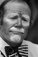 Wilbur Plaugher, Rodeo Clown