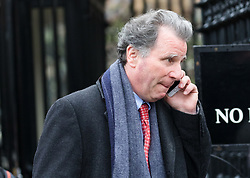 © Licensed to London News Pictures. 05/12/2018. London, UK.  Sir Oliver Letwin MP arriving at the Houses of Parliament today.  Photo credit: Vickie Flores/LNP