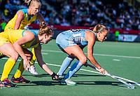 AMSTELVEEN - Julieta JANKUNAS (ARG)  . Semi Final Pro League  women, Argentina-Australia (1-1) . Austr. wns. COPYRIGHT KOEN SUYK