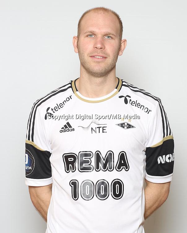 Fotball , Tippeligaen 2013 , Elitesereien<br /> , portrett , portretter<br /> Rosenborg<br /> Mikael Dorsin
