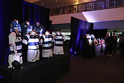 Displays during the Auckland Rugby awards night held at Eden Park on the 25th of October 2017. <br /> Credit; Peter Meecham/ www.photosport.nz