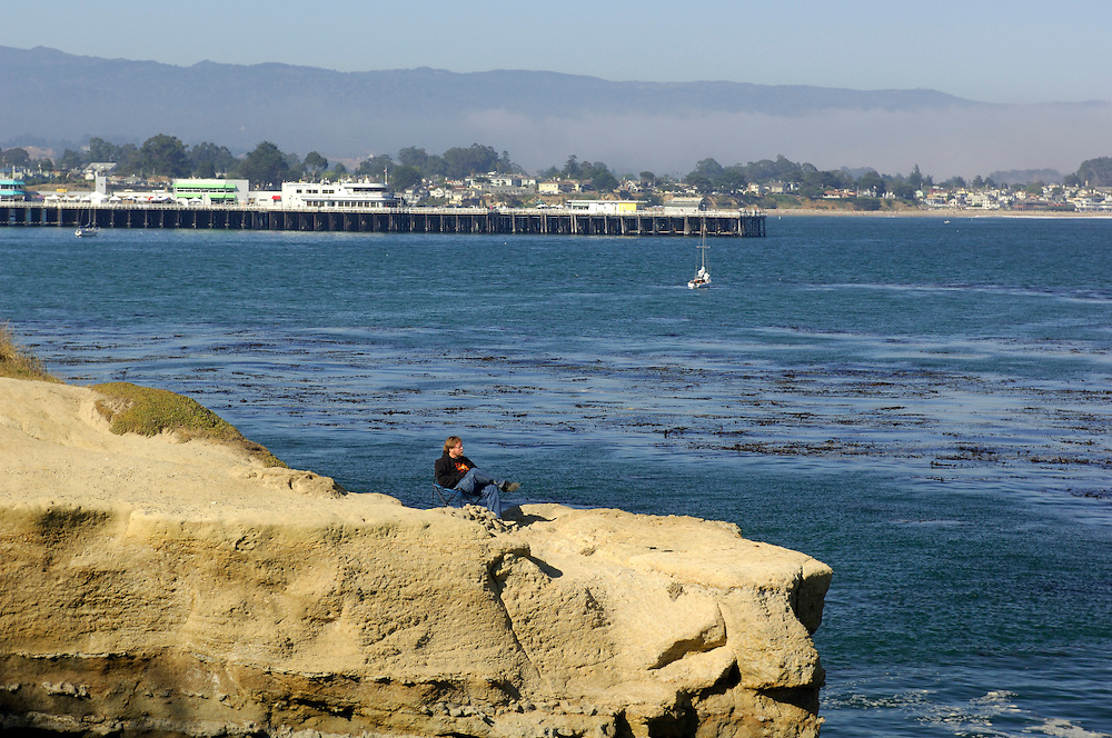 Bay, Santa Cruz, California, United States of America