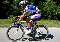 Uros Murn (SLO) of Adria Mobil at 2nd stage of Tour de Slovenie 2009 from Kamnik to Ljubljana, 146 km, on June 19 2009, Slovenia. (Photo by Vid Ponikvar / Sportida)