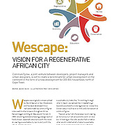 Article about Wescape development, in Earthworks magazine.