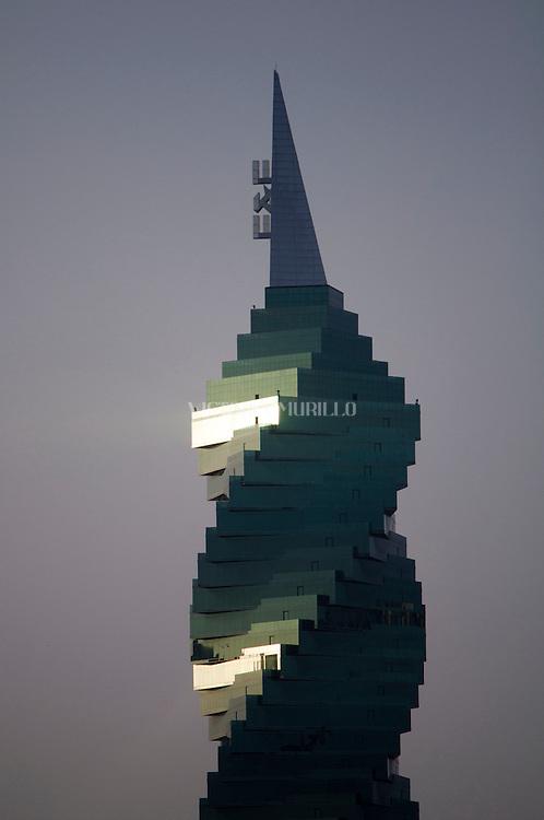Vista Revolution Tower, Panama City, 2012. ©Victoria Murillo/Istmophoto.com