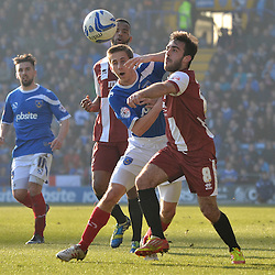 Portsmouth v Cheltenham Town | League Two | 8 March 2014