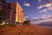 Embassy Hotel, Kaanapali, Maui, Hawaii<br />