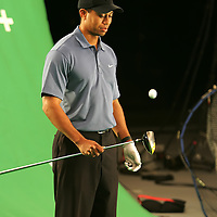 Tiger Woods for EA sports. Orlando.