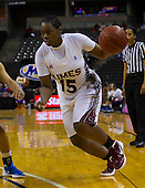 2012 MEAC Basketball Tournament WBBall UMES beats Savannah 51 - 28