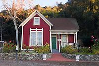 Hamilton House / Centennial Heritage Park, Glendora, California