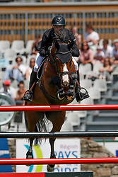 Whitaker William, GBR, Utamaro D Ecaussines<br /> CSIO La Baule 2018<br /> © Dirk Caremans<br /> 18/05/2018