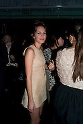 DASHA ZHUKOVA, An evening at Sanderson to celebrate 10 years of Sanderson, in aid of Clic Sargent. Sanderson Hotel. 50 Berners St. London. W1. 27 April 2010 *** Local Caption *** -DO NOT ARCHIVE-© Copyright Photograph by Dafydd Jones. 248 Clapham Rd. London SW9 0PZ. Tel 0207 820 0771. www.dafjones.com.<br /> DASHA ZHUKOVA, An evening at Sanderson to celebrate 10 years of Sanderson, in aid of Clic Sargent. Sanderson Hotel. 50 Berners St. London. W1. 27 April 2010