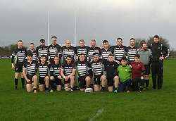 Ballinrobe Junior before their Cup game against Castlebar.<br />
