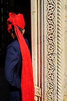 Inde, Rajasthan, Jaipur la ville rose, le City Palace // India, Rajasthan, Jaipur the Pink City, the City Palace