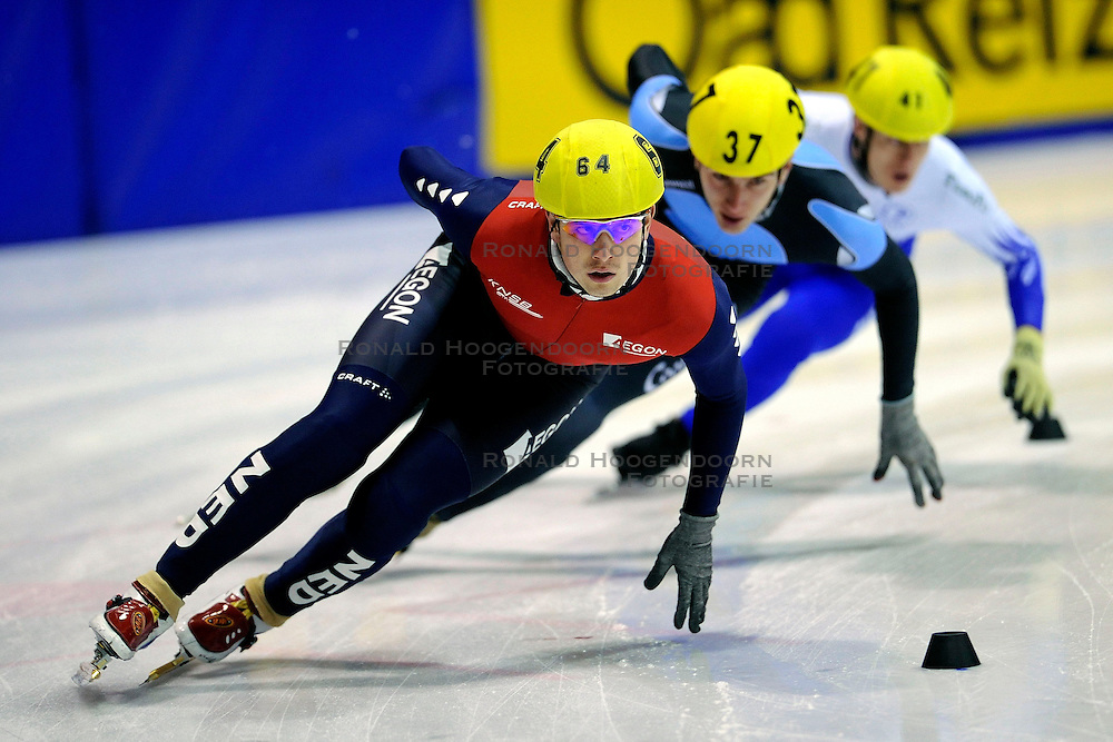 22-03-2009 SHORTTRACK: NK SHORTTRACK: ZOETEMEER<br />