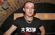 DJ Judge Jules, Cargo, London 2002